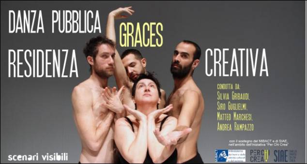 Foto: Call danza pubblica/graces
