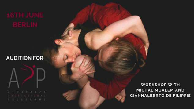 Workshop and Audition for APP - Almadanza Professional Programme