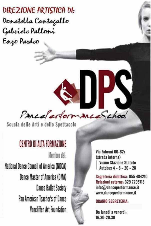 Dance Performance School