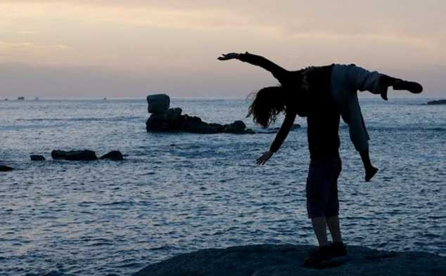 Workshop di Contact Improvisation con Bastien Auber