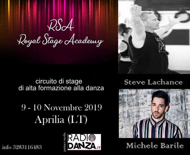 Royal Stage Academy 2019