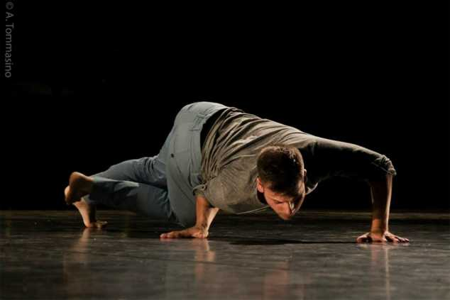 Workshop Laboratorio di Danza Contemporanea con Luigi Aruta