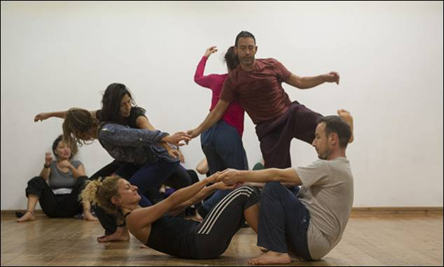 Workshop di Contact Improvisation con Marco Ubaldi