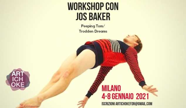 Workshop intensivo con Jos Baker (Peeping Tom)